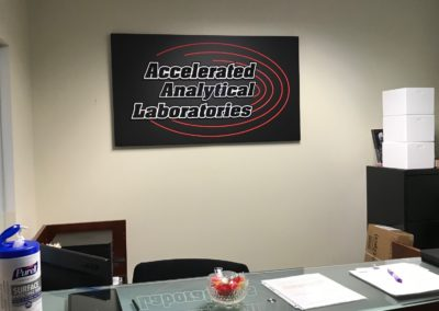 Office Wall Sign