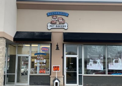 Exterior Business Sign